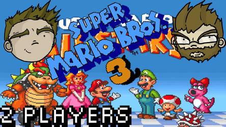 Super Mario Bros 3 Snes