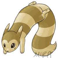 Yay Furret by Bandxoh