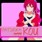 KyoAni ~ Free! - Matsuoka Gou [Kou]