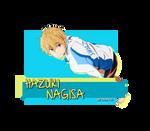 KyoAni ~ Free! - Hazuki Nagisa