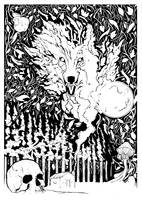 Fairy Tale Cardback design by halo9ine