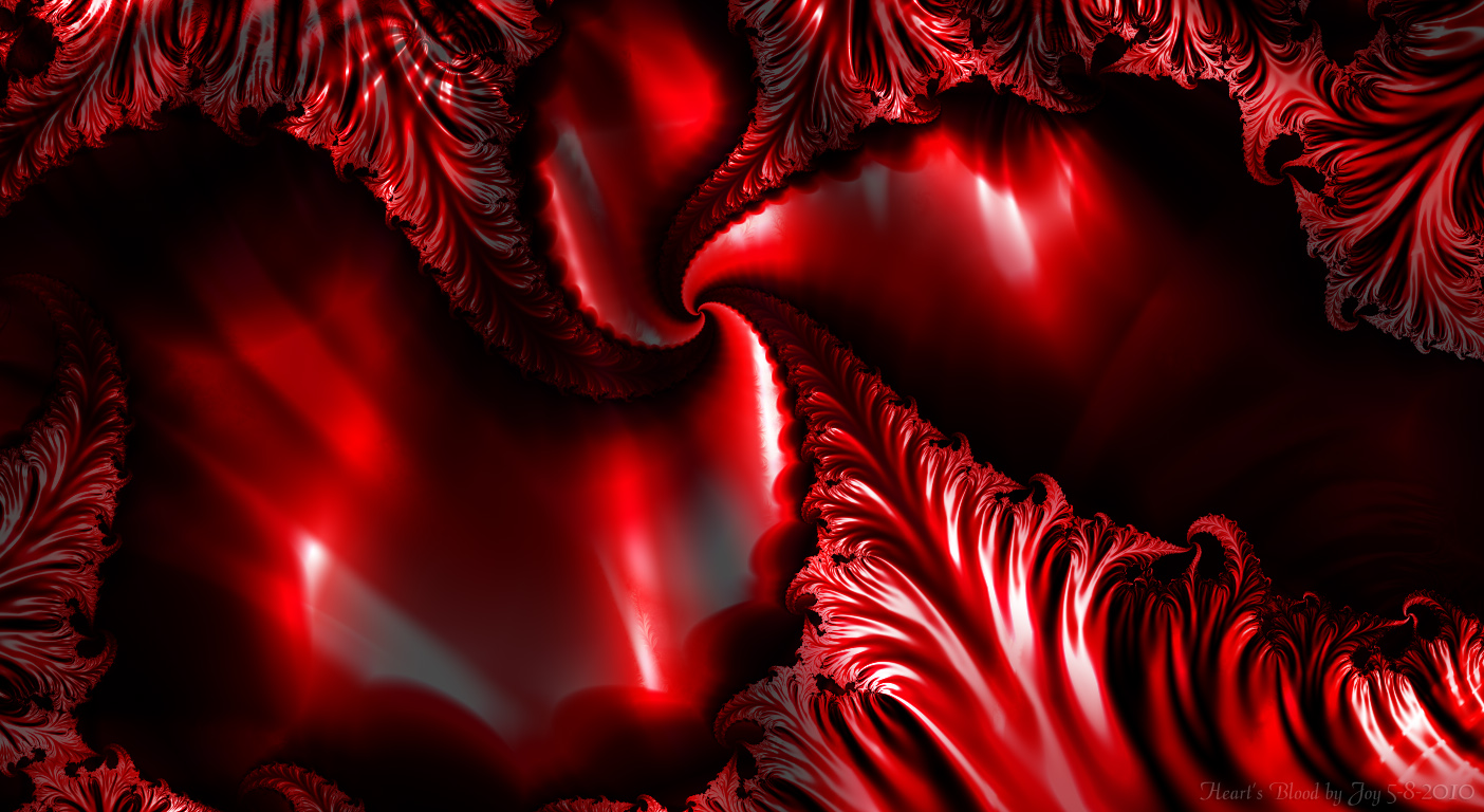 heart s blood by riverfox1 digital art fractal art the pumping heart ...