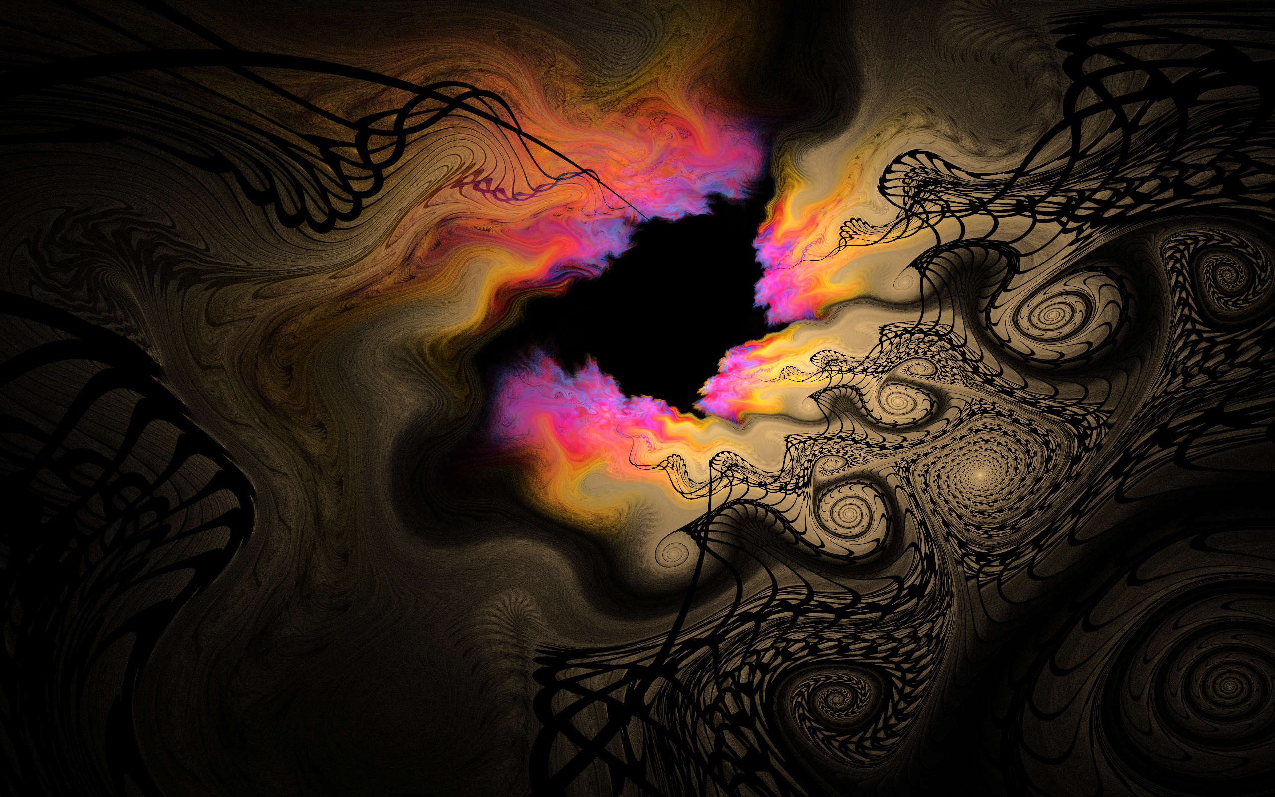Venusian Storm by riverfox1