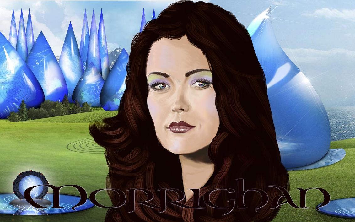 Morrighan - Trilogy13 by riverfox1