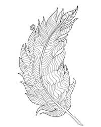 Feather Design25 by riverfox1