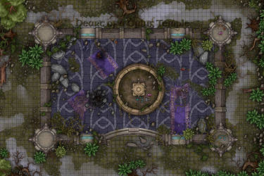 Heart of a Dying Temple