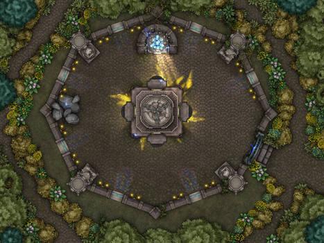 Goddess's Spell Chamber