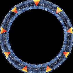 Stylized Stargate