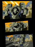Project : Requiem page 3 by phantro