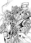 Villains 1 by phantro
