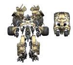 Ironhide Tumbler Custom Design by phantro