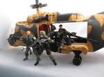 Eagle hawk 3D printed machine gun 19
