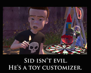 The truth about Sid by phantro