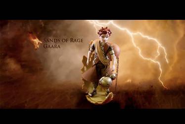 Sands Of Rage Gaara 0 by phantro