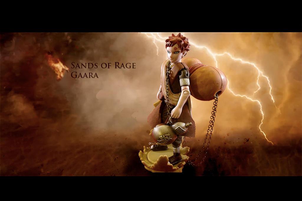 Sands Of Rage Gaara 1 by phantro