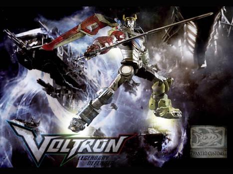 Voltron Legenday defender 0