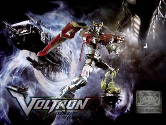 Voltron Legenday defender 1 by phantro