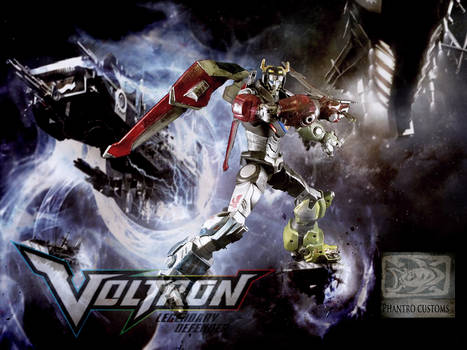 Voltron Legenday defender 1