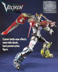 Voltron Legenday defender 3 by phantro