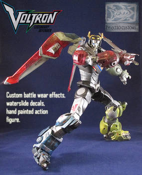 Voltron Legenday defender 3