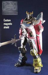 Voltron Legenday defender 4 by phantro