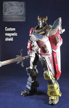 Voltron Legenday defender 4