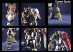 Voltron Legenday defender 5 by phantro