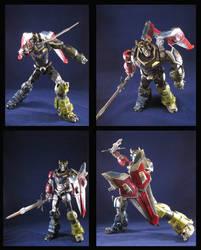 Voltron Legenday defender 6 by phantro