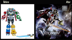 Voltron Legenday defender 7
