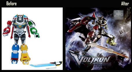 Voltron Legenday defender 7
