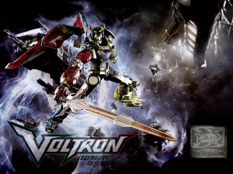 Voltron Legenday defender 2
