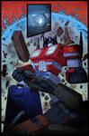 Optimus Prime 1 by phantro