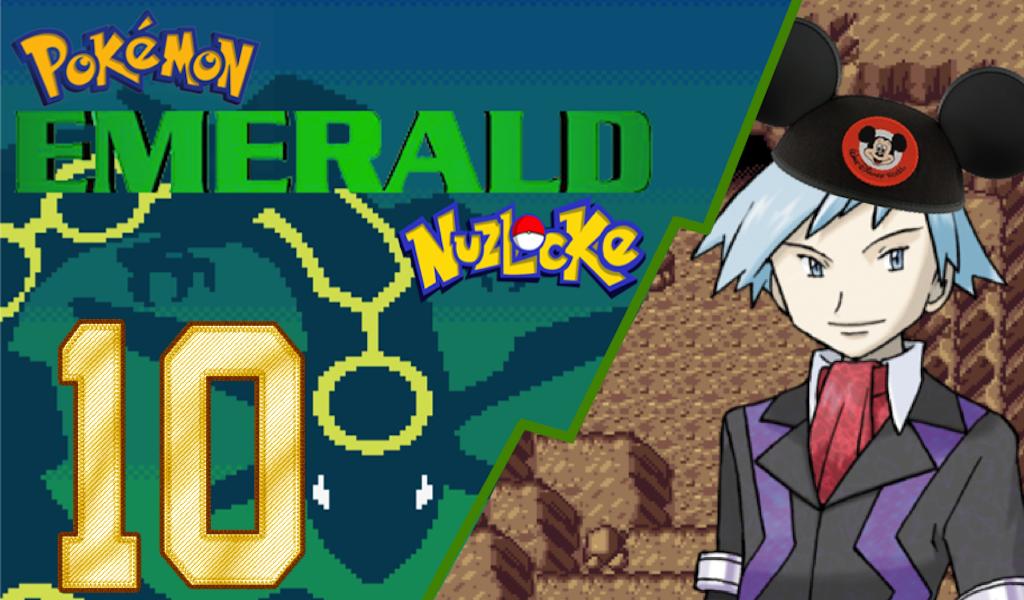 Pokemon Emerald Nuzlocke Part 10 (6/24/2017) by GrimmCorneliusGrey