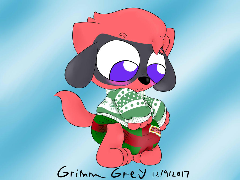 Dont Open Till Christmas.Don T Open Until Christmas By Grimmcorneliusgrey On Deviantart