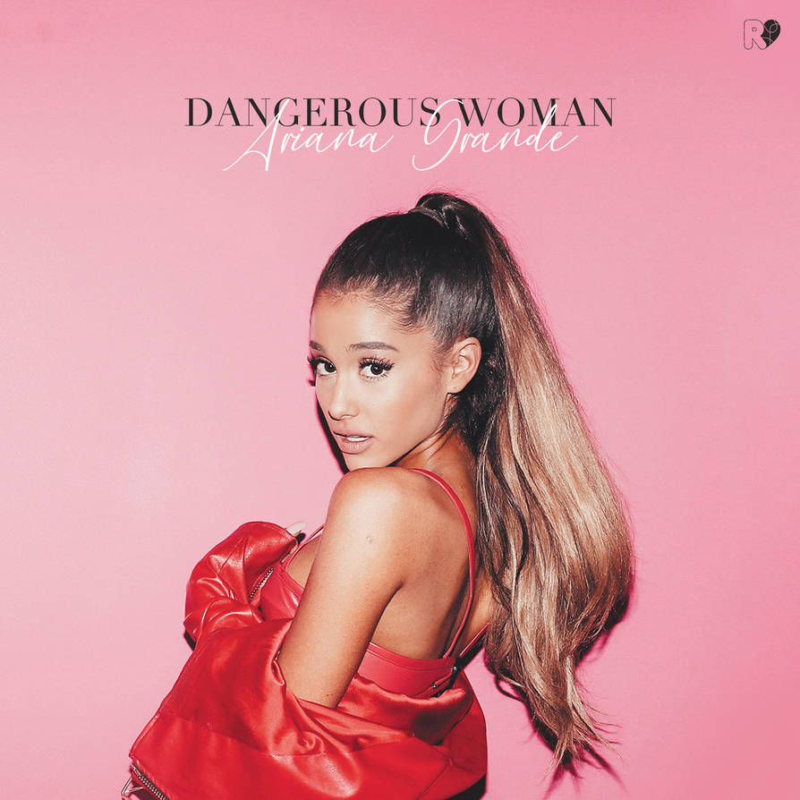 Ariana Grande 'Dangerous Woman' album cover 2 by ...