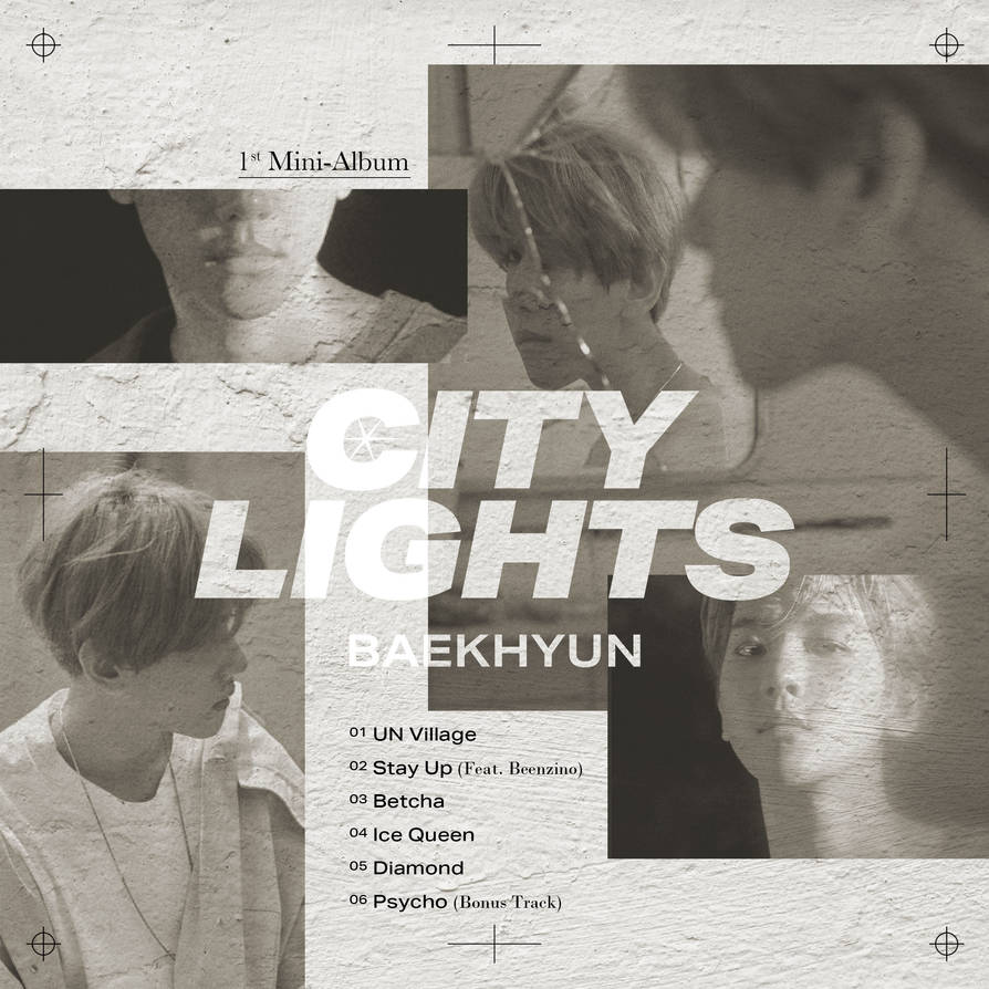 Image result for baekhyun city lights