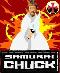 Samurai Chuck by ExecutorCid