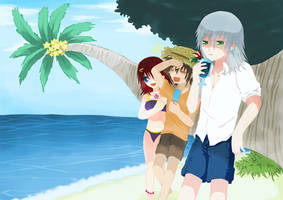 Summer_on by souldaki