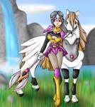 FE: Pegasus Knight Pippy