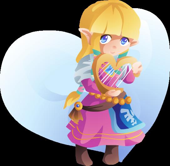 Zelda Valentine by Lady-of-Link