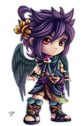 Chibi Pittoo by Lady-of-Link