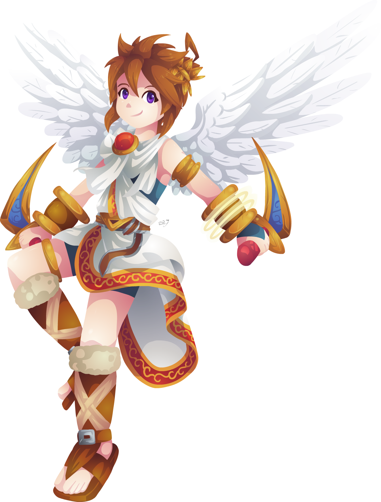 That Angel Again by Lady-of-Link