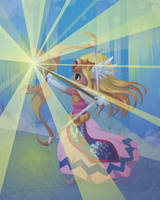 Arrow of Hope by Lady-of-Link