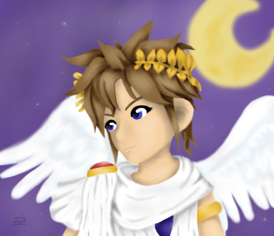 Kid Icarus II By Lady Of Link