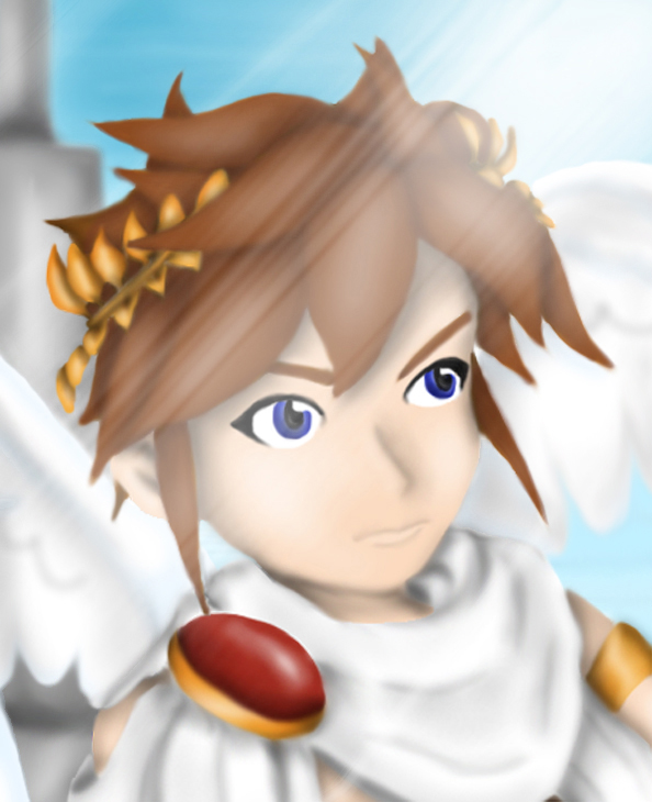 Kid Icarus III By Lady Of Link
