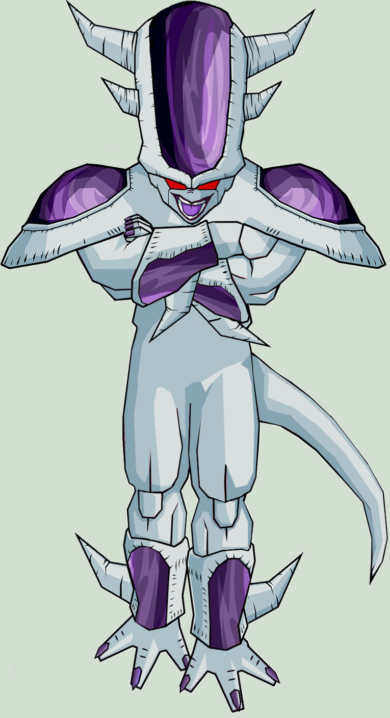 Frieza 6th form by legoFrieza on DeviantArt