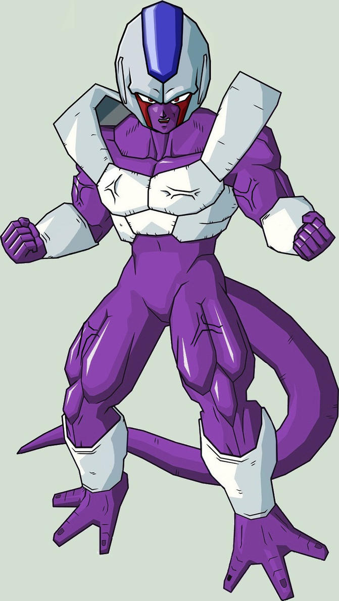 Cooler 4th Form Full Power by legoFrieza on DeviantArt