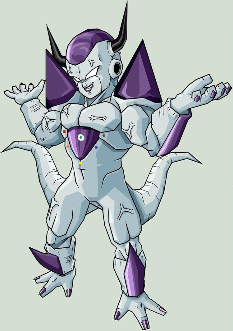 Frieza 5th Form