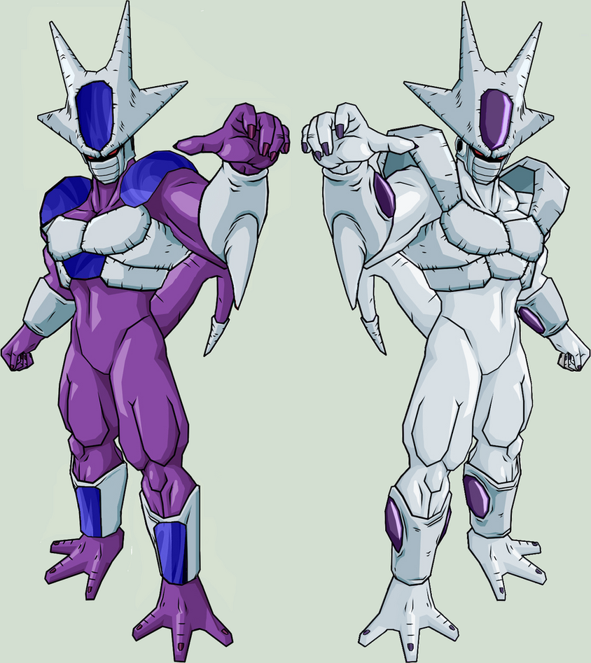 Frieza and Cooler 2 by legoFrieza on DeviantArt