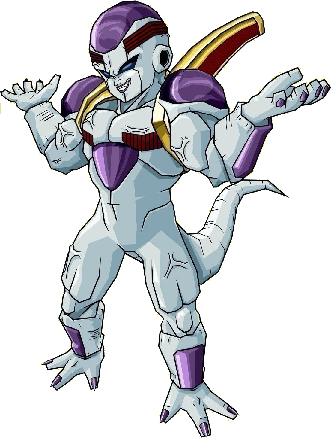 Baby frieza 2nd form by legofrieza on deviantart - Dragon ball z baby cell ...